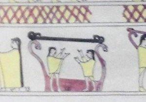 Extrait du vase d'Inandik