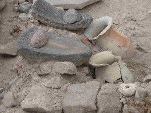 Divers objets de Kültépé