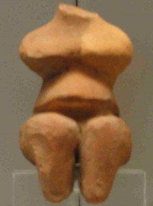 Figurine de la culture de Sesklo