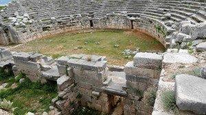 Théâtre lycien de Xanthos
