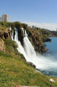 Antalya - Chutes de Düden