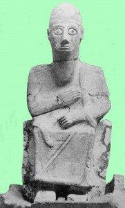 Statue d'Idrimi