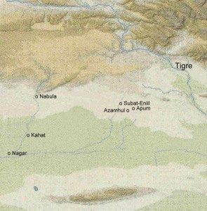 Subat-Enlil et le pays d'Apum