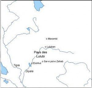 Pays des Lulubi